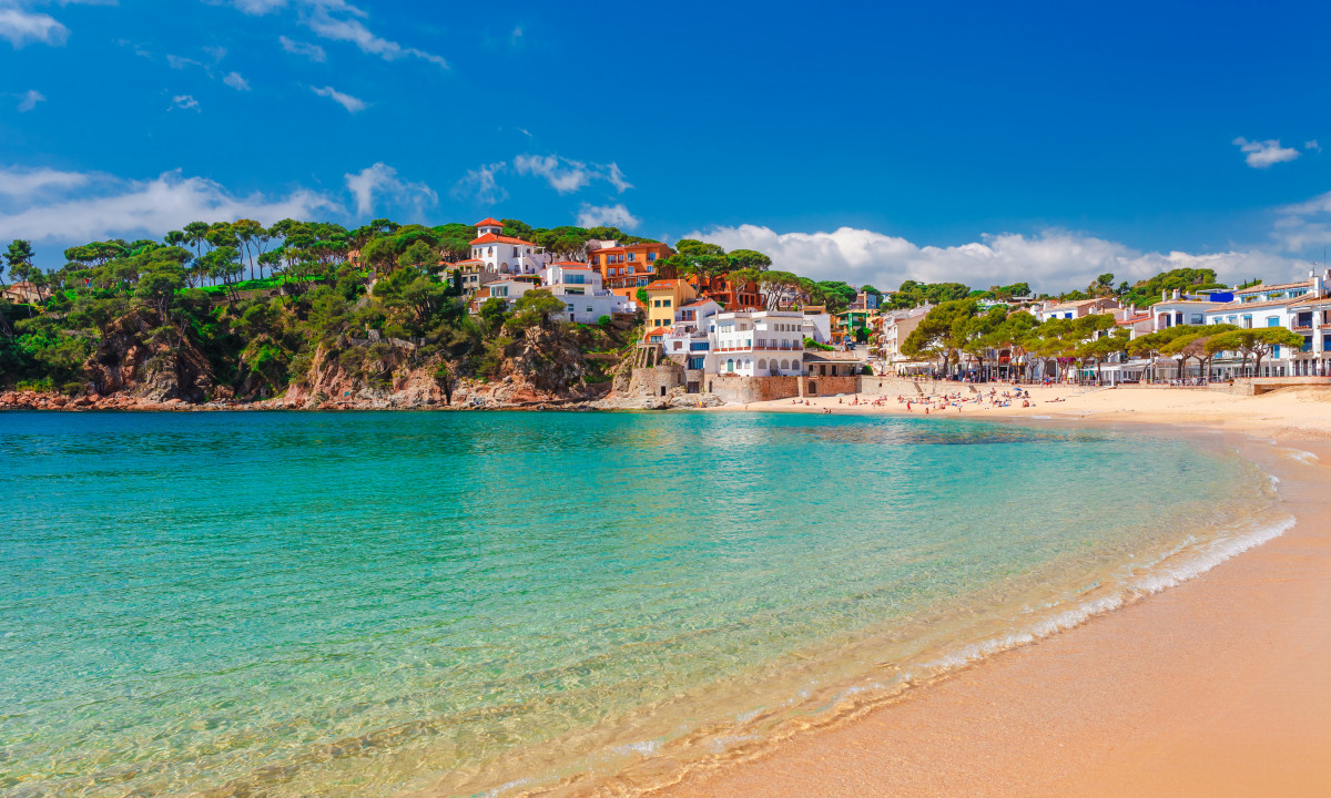 Costa Brava kysten