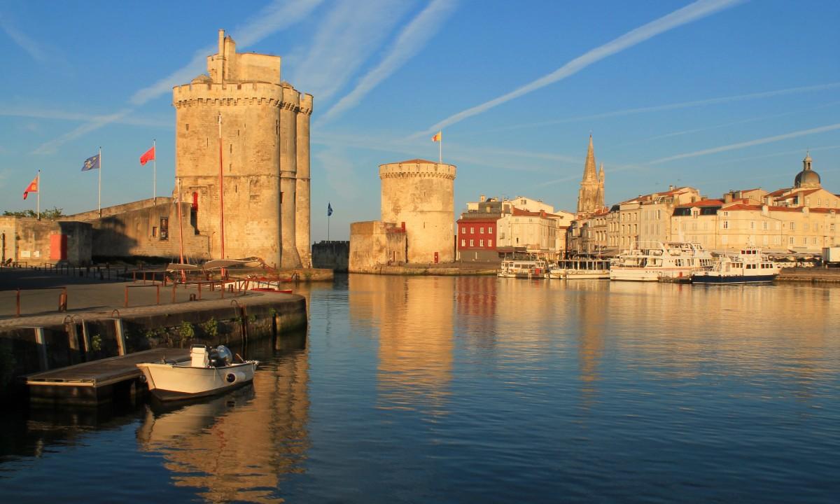 La Rochelle i Charente-Maritime