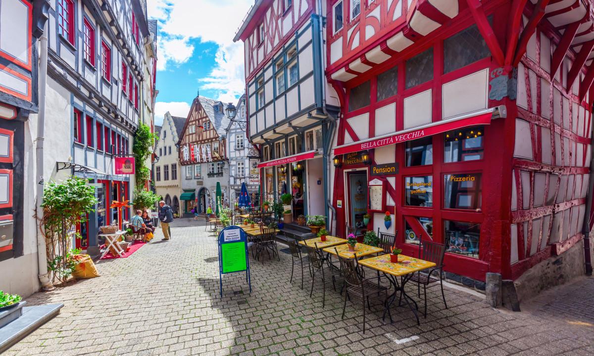 Hyggelige byer i Hessen