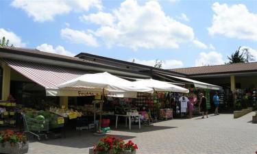 Bella Italia - Indkøb på feriestedet