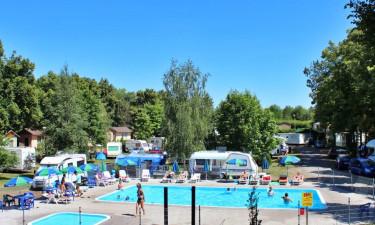 Pool Camping Sokol Praha bei Prag