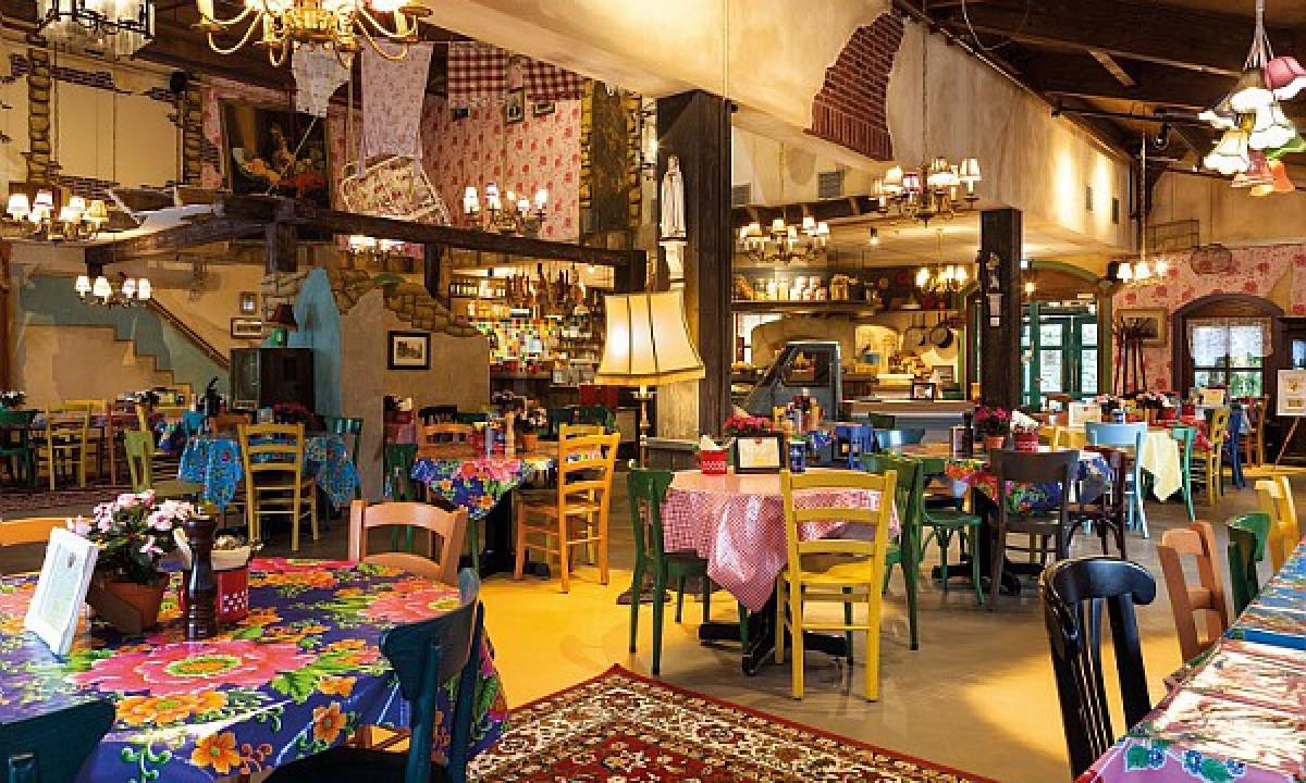 De Eemhof - Hyggelig restaurant på feriestedet