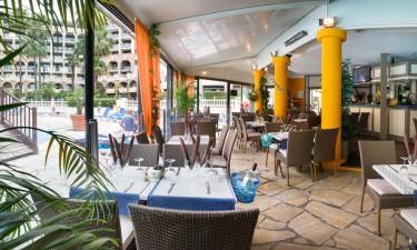 Egen restaurant og køkken i lejlighederne