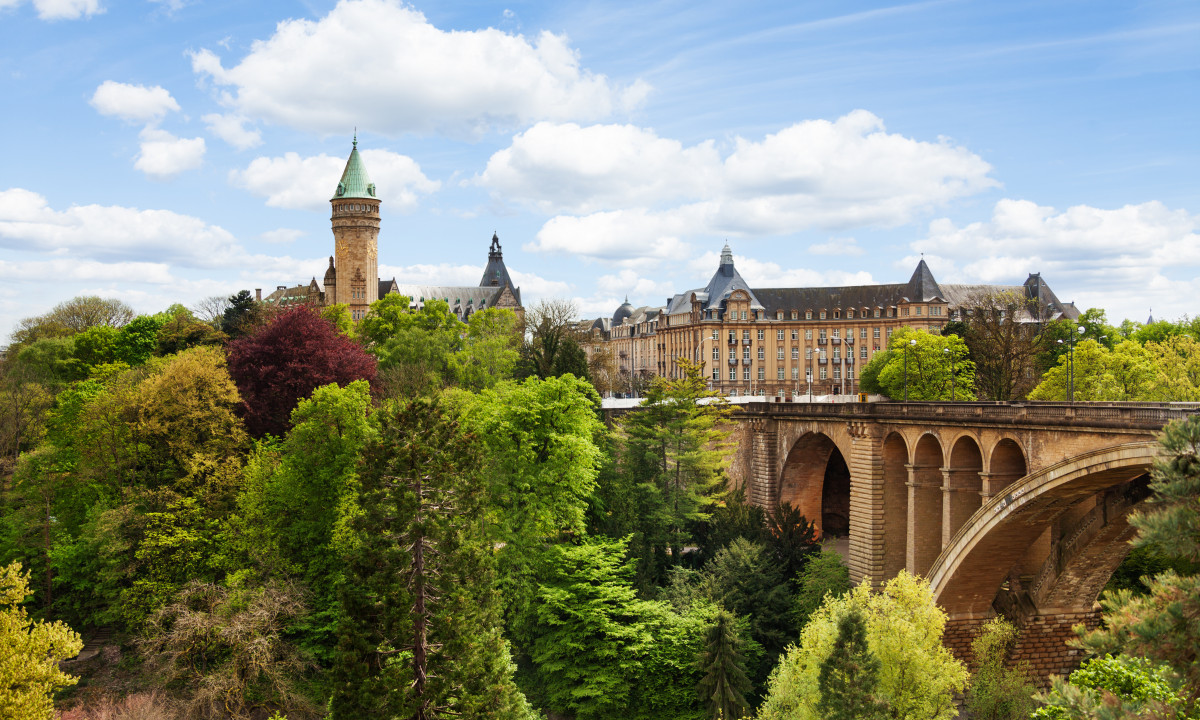 Luxembourg by