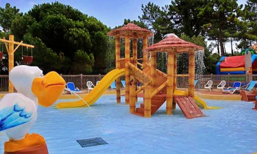 Pool Camping Antioche in Charente-Maritime