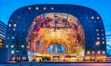 Besøg ikonisk Rotterdam