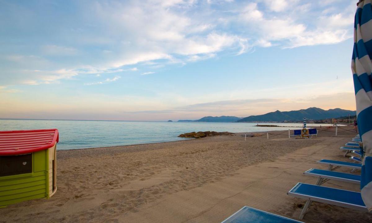 Stranden ved Le Saline
