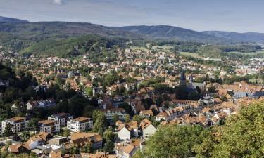 Skønne ferielejligheder i Harzen