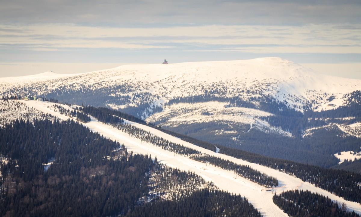 Spindleruv Mlyn - Bjergene og pisterne i Nordtjekkiet