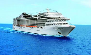 Vintercruise til Dubai med MSC Splendida