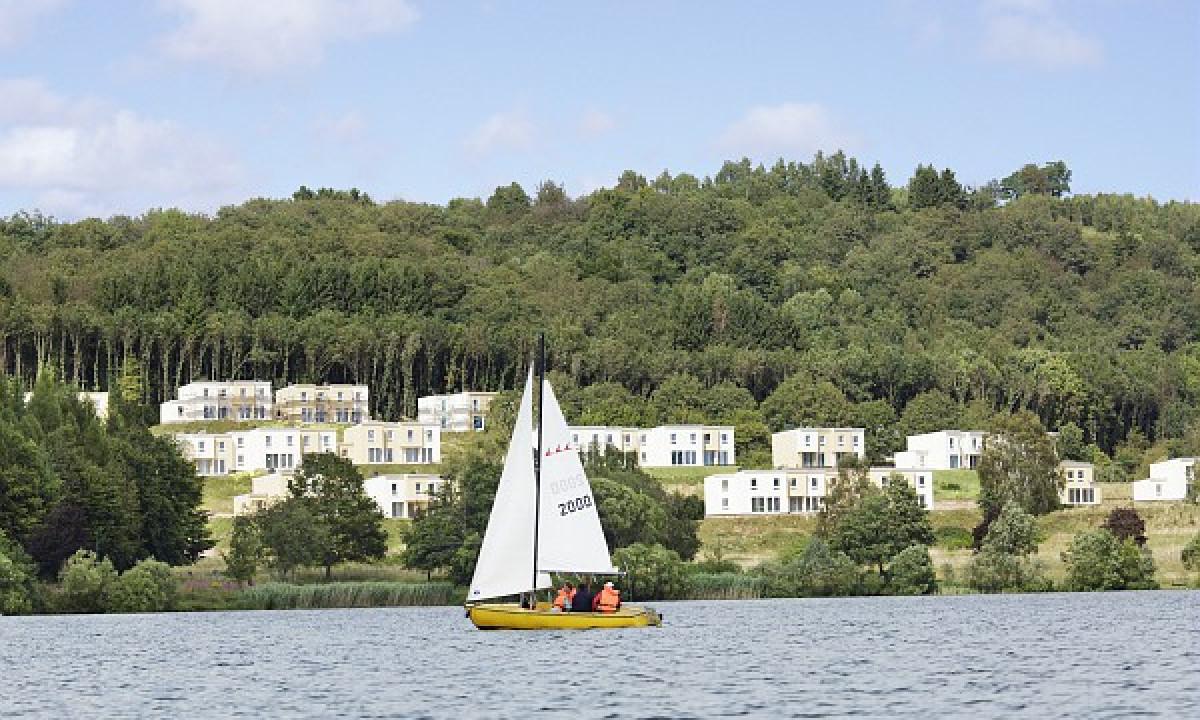 Bostalsee - Badeland ved sø