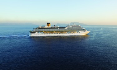 Costa Diadema - Cruise på havet