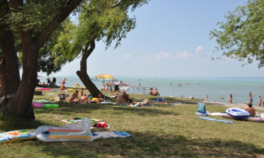 Camping Village Aranypart am Balaton