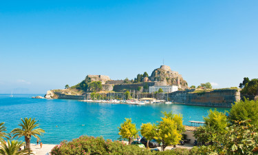 Aktiviteter og seværdigheder på Korfu