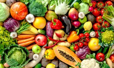 Køb friske grøntsager