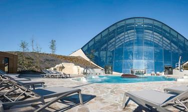Le Bois aux Daims - Udendørs poolområde til badelandet