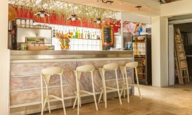 Restaurant Camping Lacasa auf Korsika