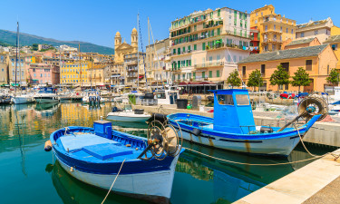 Wakacje na Korsyce we Francji