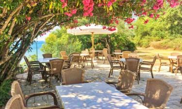 Restaurant Camping Sivinos Camping Boutique am Gardasee