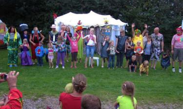 Aktiviteter til de små børn