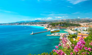 Riviera Camping Green Park an der Côte d'Azur