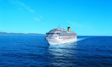 Middelhavskrydstogt med Costa Fortuna