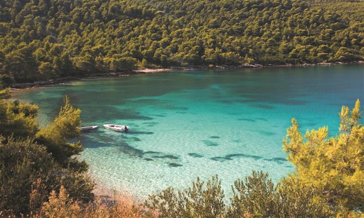 Dalmatien i Kroatien