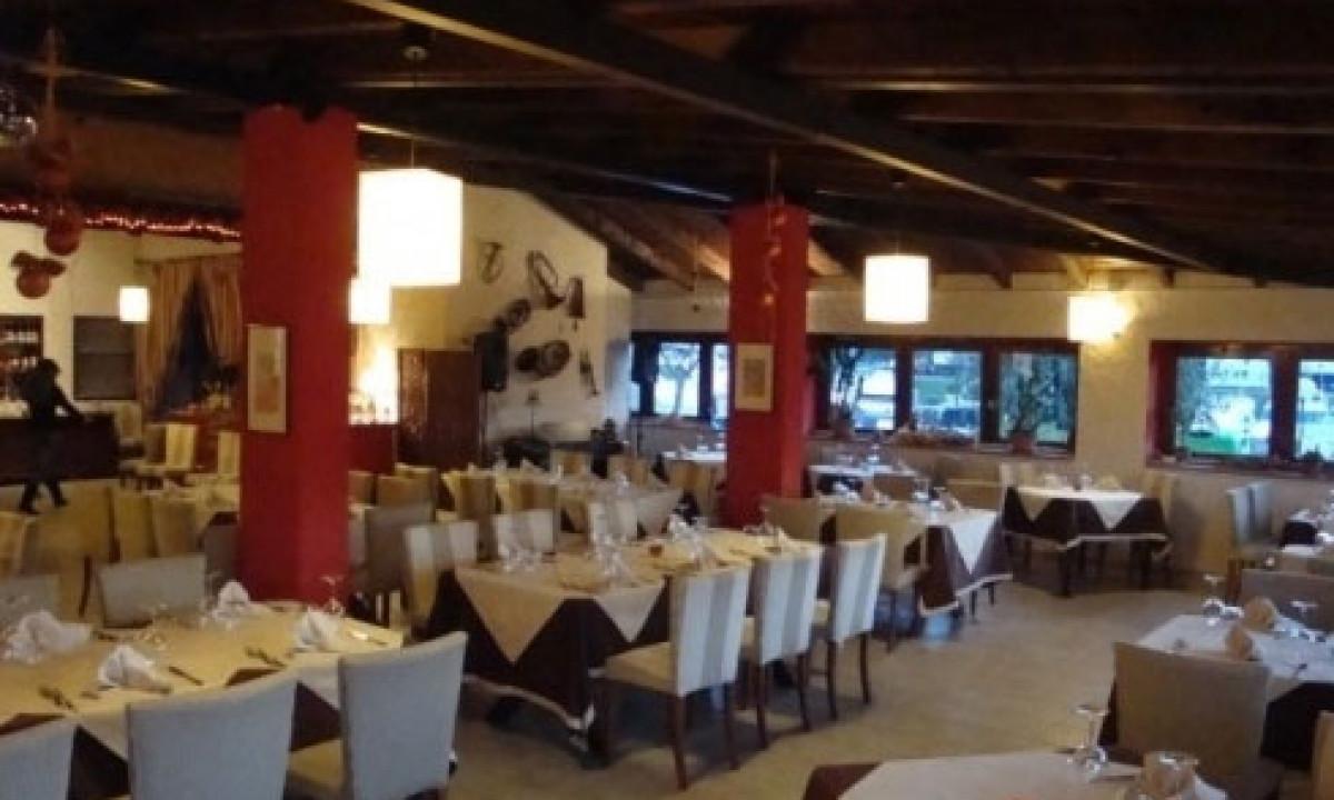 Restaurant paa Marina 3B