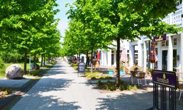 Gode faciliteter og aktiviteter på feriestedet