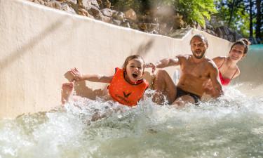 Overrask ungerne med badelandsferie