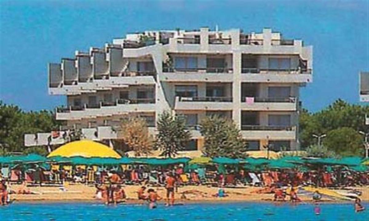 Giudecca - Ferielejlighederne set fra stranden