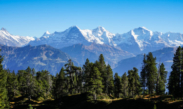 Campingferie i Berner-Oberland