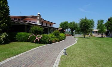 Włochy camping Villaggio Europa