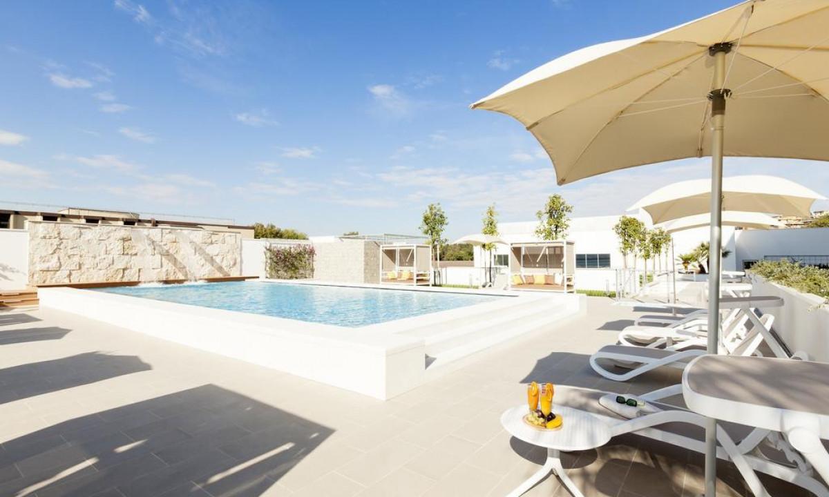 Adagio Rome Baldunia - Poolområde