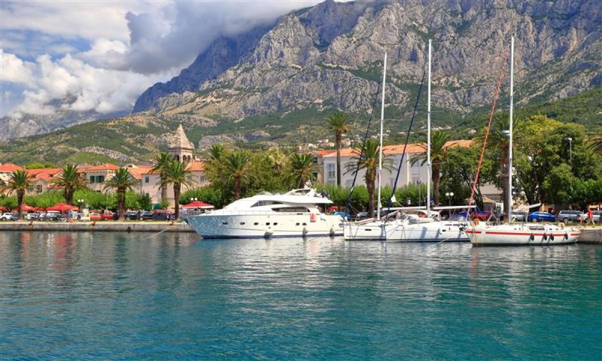 Campingferie paa Dalmatien i Kroatien