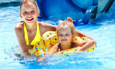 Ungerne vil elske en badelandsferie i Nordholland