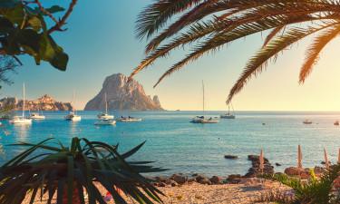 Cruise i det øst- eller vestlige Middelhav