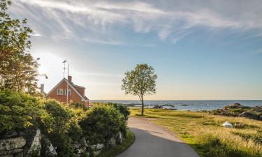 Sandkås Søpark - Strand på Bornholm