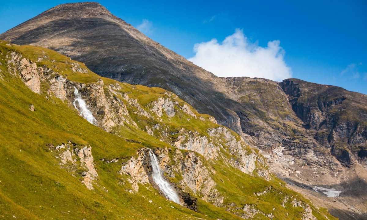 Hohe Tauern nationalpark i Tyrol, Oestrig