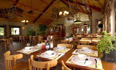 Restaurant og cafeteria