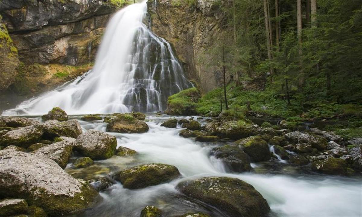 Golling - Grotte i Salzburgerland