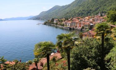 Wakacje i odpoczynek nad jeziorem Maggiore