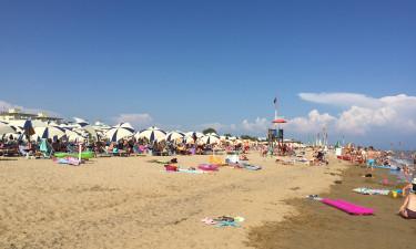 Stranden i Bibone