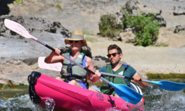 To på bådtur