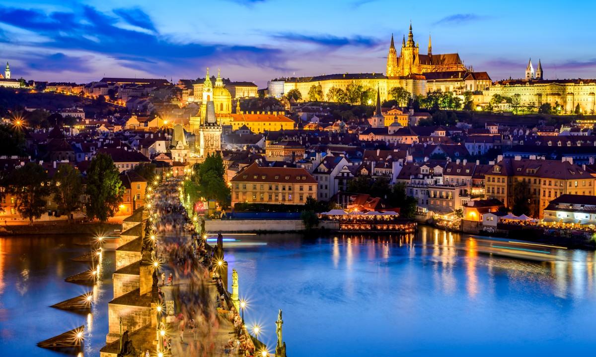 Karlsbroen i Prag, Tjekkiet