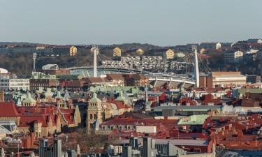 Oplevelsesrige svenske byer