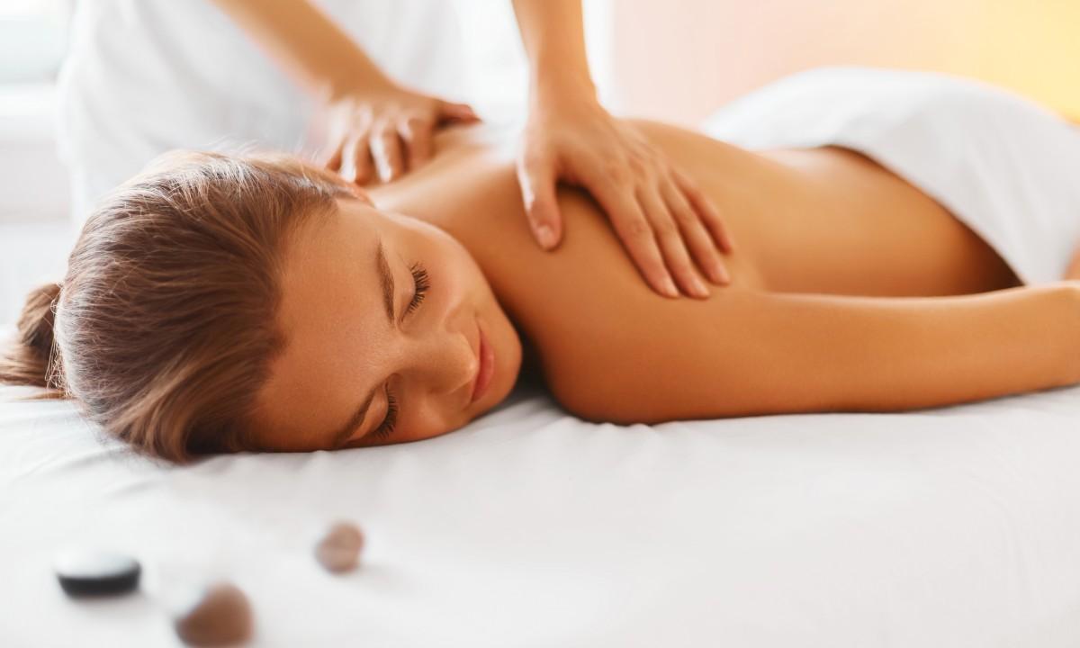 Massage i spa