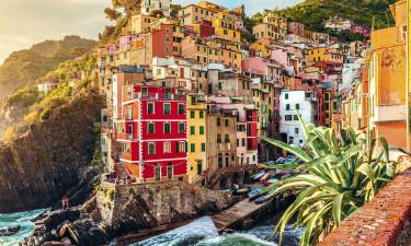 Camping Italienische Riviera
