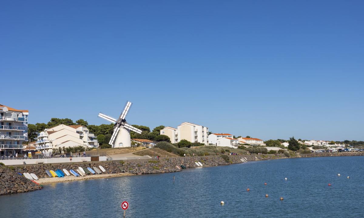 Vendée - Kyst med strand