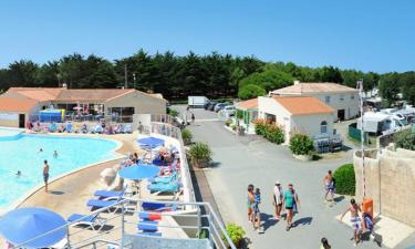 Camping La Plage in Vendée